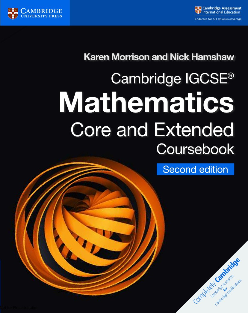IGCSE数学(0580)教材下载插图